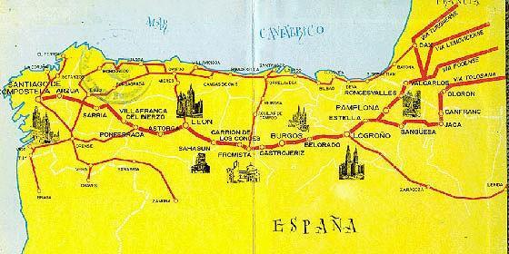 Camino de Santiago: Historia, leyenda y significado :: El camino