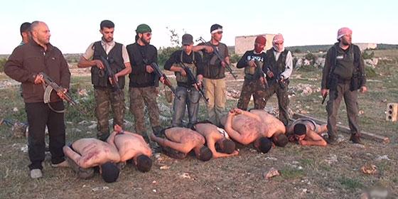 XHIHADI DHE RREZIKU QË I KANOSET BOTËS Siria