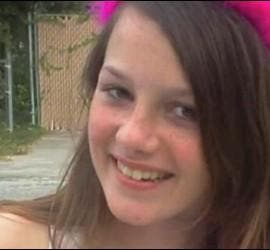 Rebecca Sadwick, la niña que se ha suicidado a los 12 años