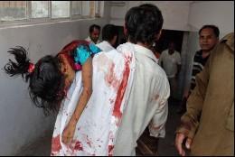 Atentado en Pakistán