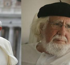 Ernesto Cardenal y Francisco