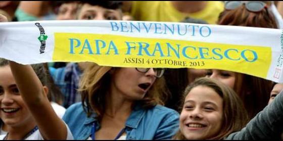 CVXChile: El Papa a los jóvenes en Asís: