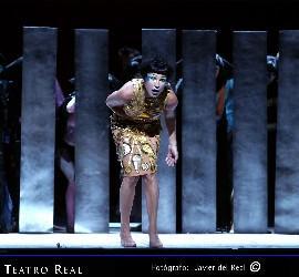 'La conquista de México' - Teatro Real