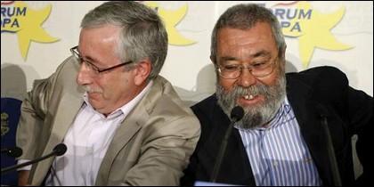 Toxo y Méndez.