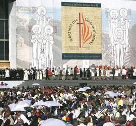 Beatificación de Tarragona