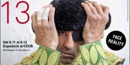 La foto del torero Juan José Padilla parece que no gusta en Cataluña