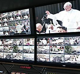 El Papa a la CTV