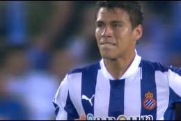 Hector Moreno, jugador del Espanyol.