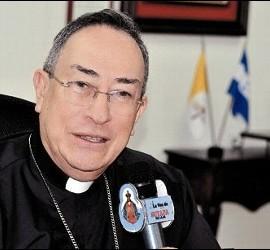 El cardenal hondureño Óscar Rodríguez Maradiaga