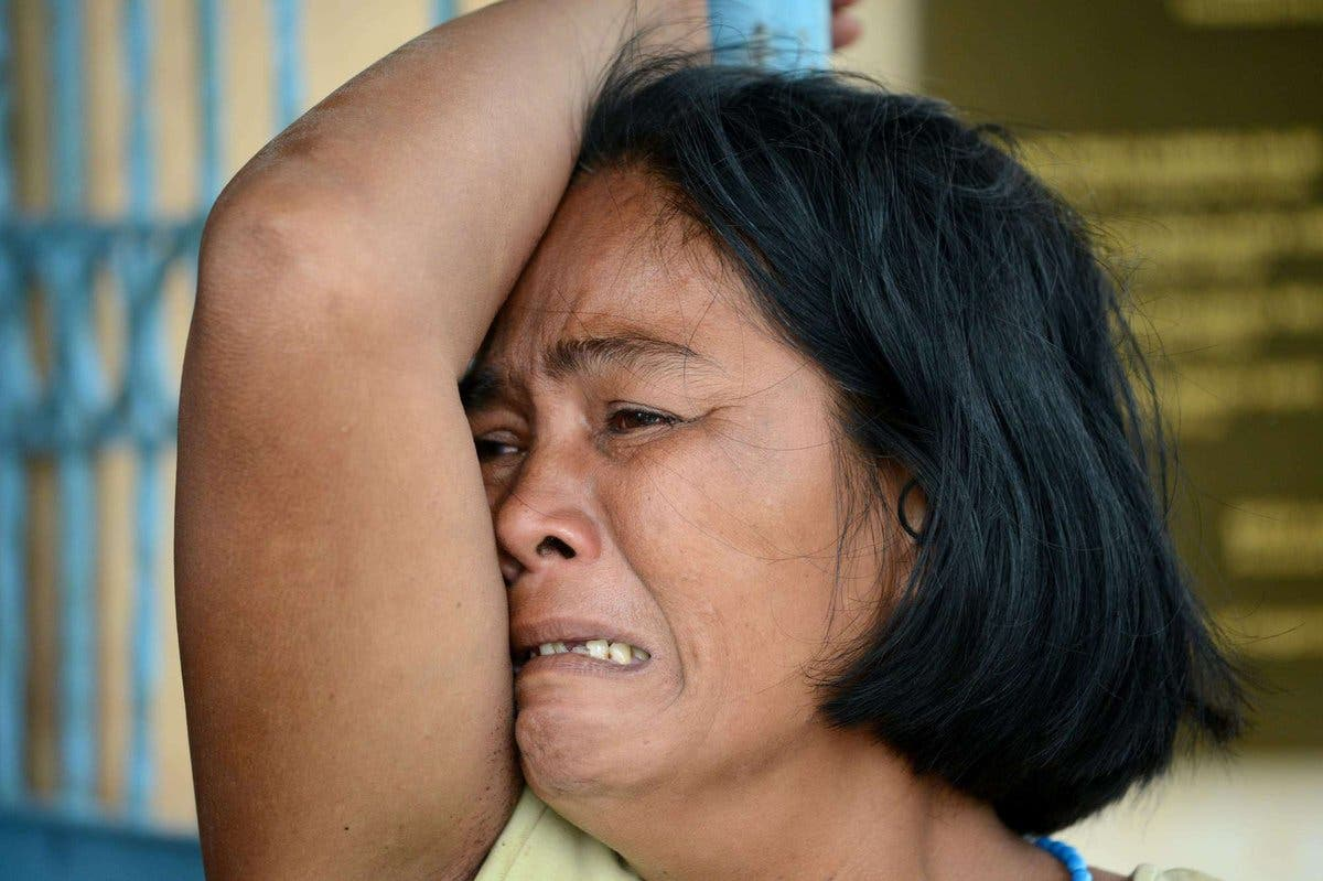 tifon-mujer - Weep, Philippines, weep - Philippine Business News
