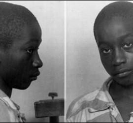 George Junius Stinney, ejecutado con 14 años de edad