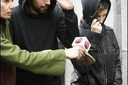 Tres de los cinco anarquistas del atentado contra El Pilar