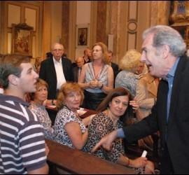 Actos lefebvrianos en la catedral de Buenos Aires