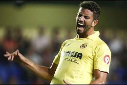 Musacchio con el Villarreal.