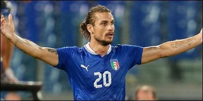 Osvaldo con Italia.