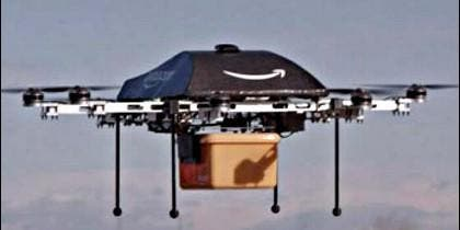 El drone Primeair de Amazon.