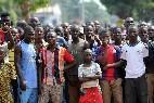 Desplazados en Centroáfrica