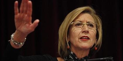 La líder omnipotente y personalista de UPyD.