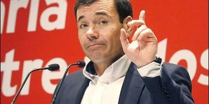 Tomás Gómez, líder del PSM.