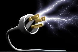 Energia, electricidad, luz y medio ambiente.