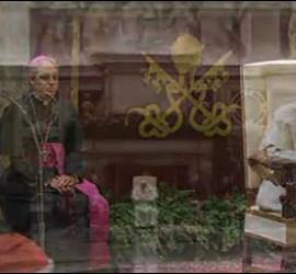 El Papa felicita las Navidades a la Curia