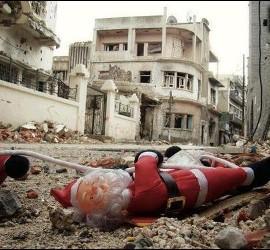 Navidad en Siria