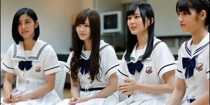 Japon, chicas sexy y estudiantes.