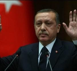 Tayyip Erdogan.