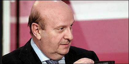 Carlos Dávila, ex director de La Gaceta.