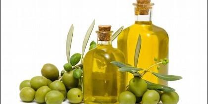 Aceite de oliva virgen.