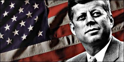 John F. Kennedy, 35 presidente de EEUU.