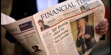 El periódico londinense Financial Times