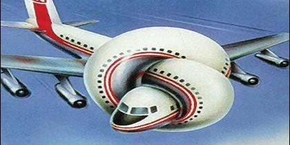 Avión, aeropuerto, viaje y tráfico aéreo.