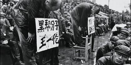 Castigados en la Revolución Cultural en la China de Mao, de 1966 a 1976.