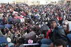 Cáritas, con los refugiados en Libia