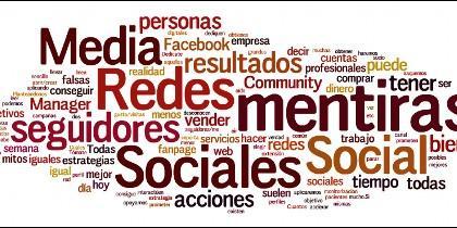 Palabras, mentiras y Redes sociales.