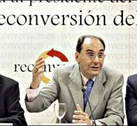 Ortega Lara, Vidal Quadras y Santiago Abascal.