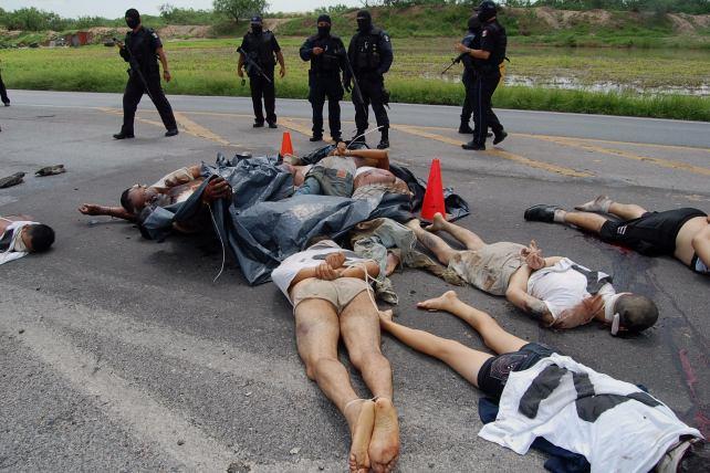 Resultado de imagen para carteles drogas mexico