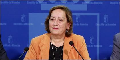 María Luisa Soriano.