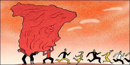 España y economía