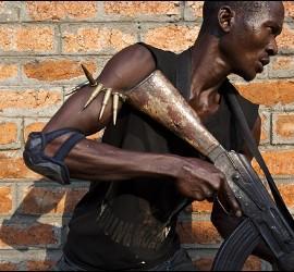 Anti-balaka armado