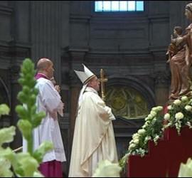 El Papa de la primavera