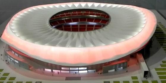 Атлетико продал название своего нового стадиона - изображение 1