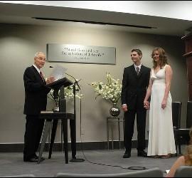 Matrimonio entre Testigos de Jehová