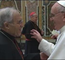 Rouco, con el Papa