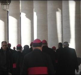Obispos españoles en visita ad limina