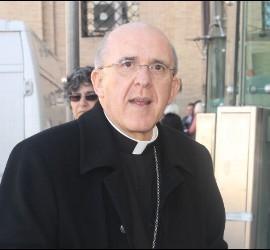 Carlos Osoro en Roma
