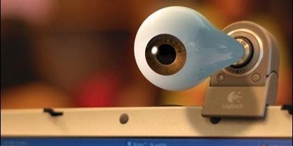 Espías en la webcam