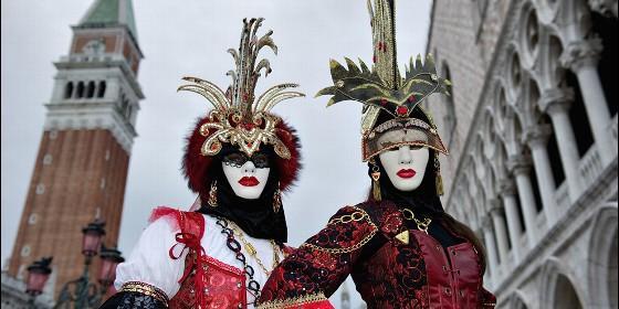 Los 10 Mejores Carnavales Del Mundo Ocio Y Cultura Viajes - Carnavales-del-mundo