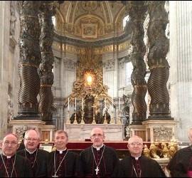 Obispos Valencia y Mallorca